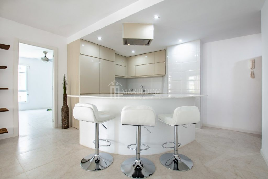 Modern Apartment in Marbella Centre