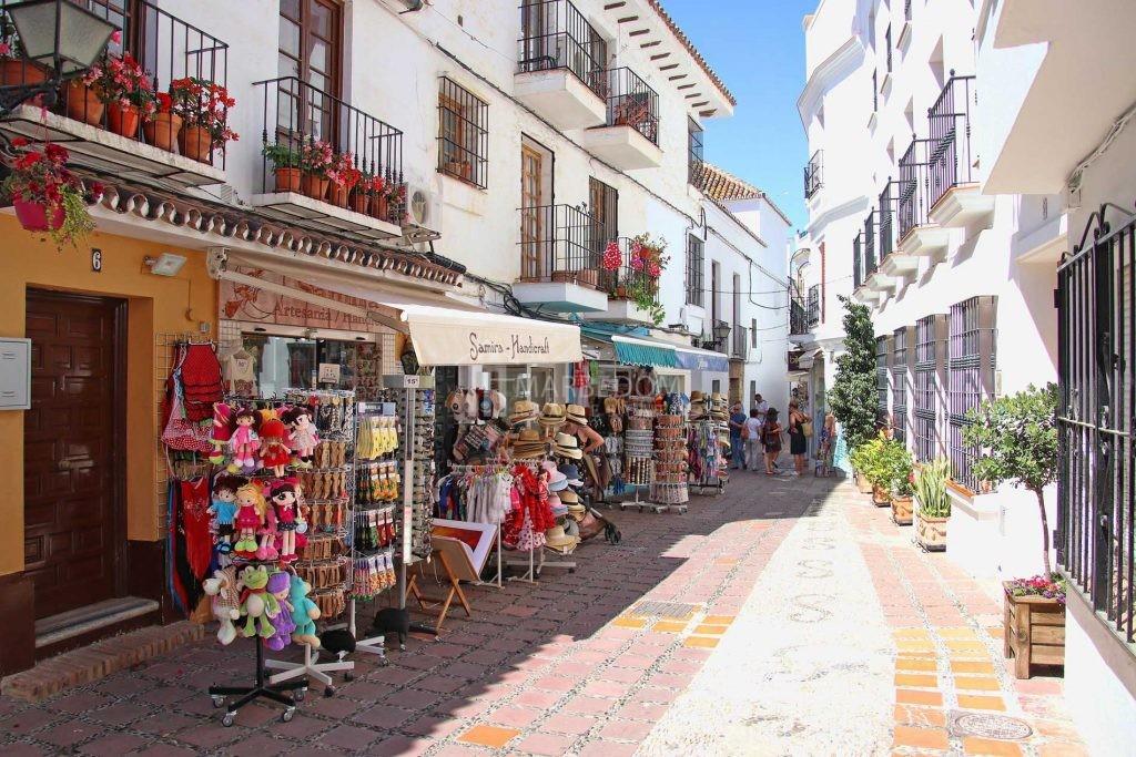 Marbella's Streets