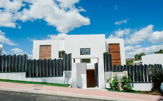 """Villa """"Los Olivos"""" Streetview"""